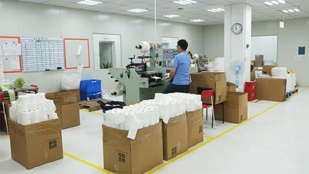 自主标签工厂