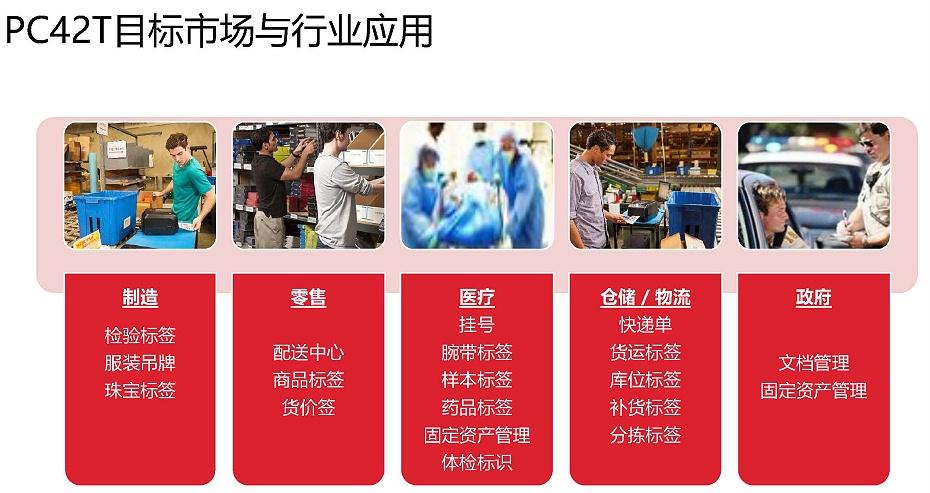 霍尼韦尔PC42T打印机产品介绍3