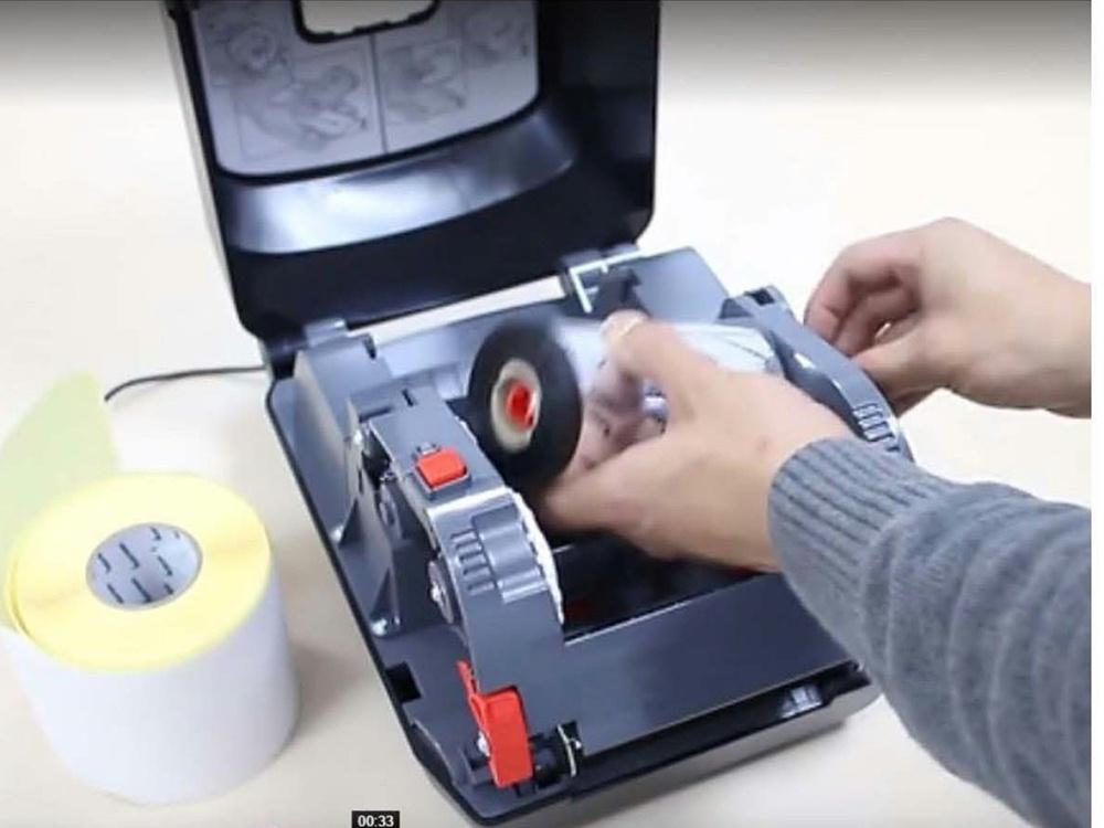 霍尼韦尔条码打印机产品之桌面条码打印机PC4T