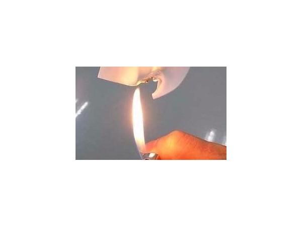 防火阻燃标签