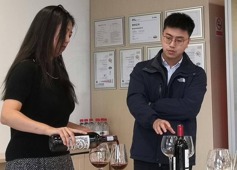 砹石葡萄酒2