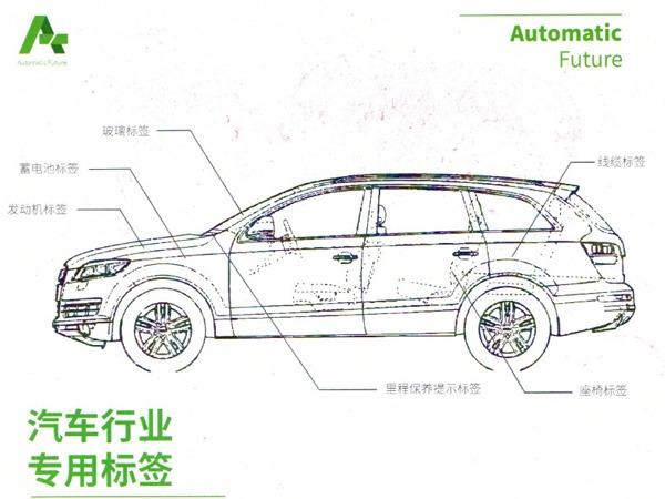 新能源汽车标签你了解多少?跟着砹石一起来了解一下吧