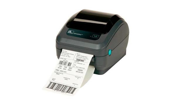 zebra GX420D打印机