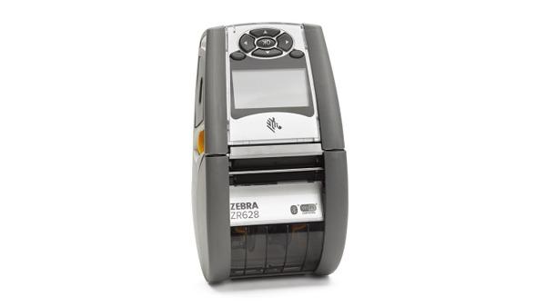 斑马ZR628便携式标签打印机