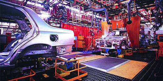 汽车行业标签解决方案