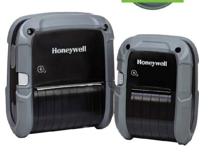 霍尼韦尔便携式RP移动打印机系列
