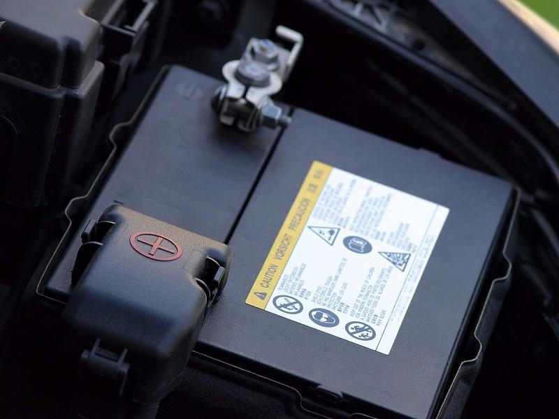 蓄电池标签