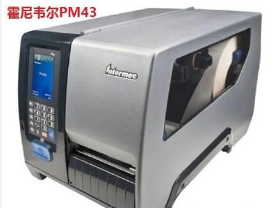霍尼韦尔线工业条码打印机PM43 /PM43C