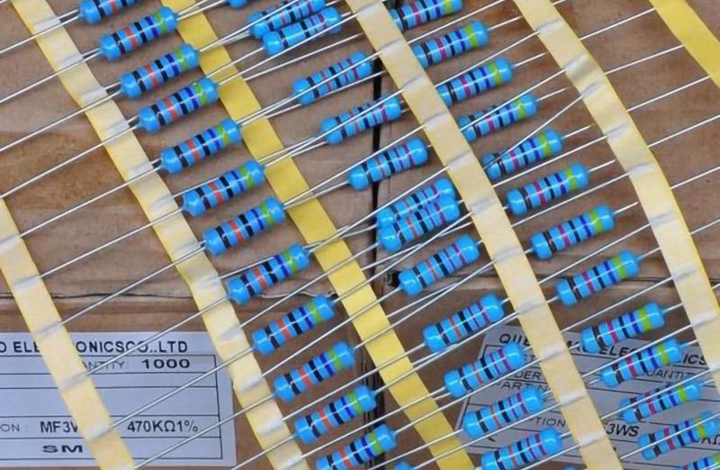 电阻标识2