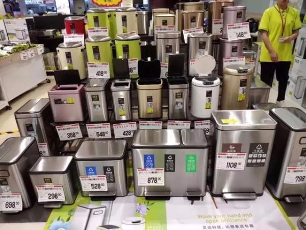 解密垃圾分类不干胶标签标识的应用