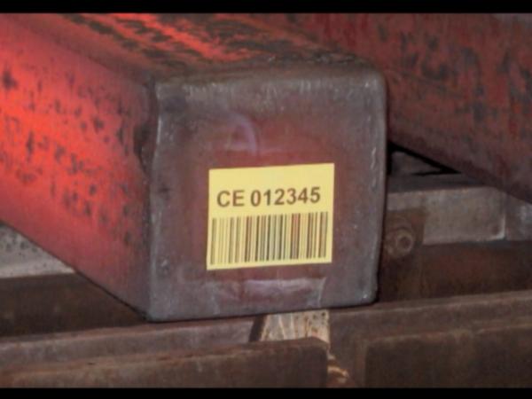揭秘钢铁行业标签----耐高温特殊性能标签