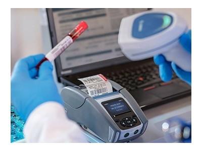 医疗实验室标签解决方案