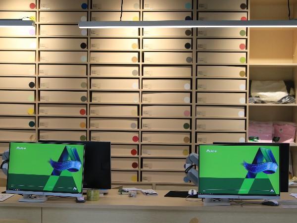 砹石科技线下图文店您身边的企业级图文服务中心