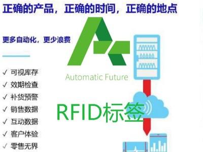 RFID标签在工业、医药行业、畜牧业、零售业等行业中的应用
